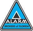 Alarm Brokers of Florida Logo
