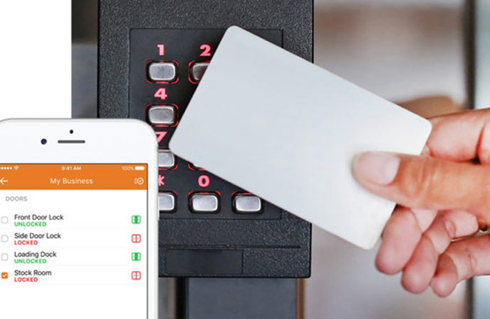 Key Card Reader Security Service