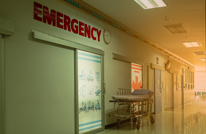 Security System of Healthcare Facilities