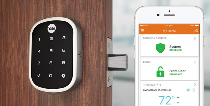 Smart Locks for Home in South Florida